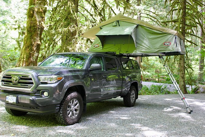 Fully Equipped Overland Vehicle Hire on Vancouver Island photo 8