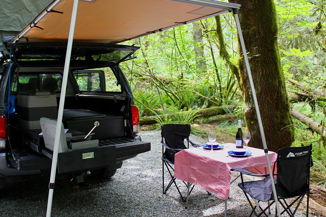 Fully Equipped Overland Vehicle Hire on Vancouver Island photo 6