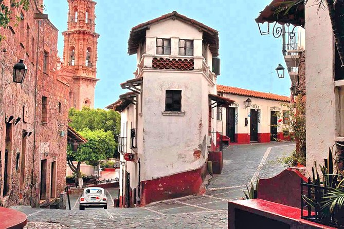Tour to Taxco and Cuernavaca