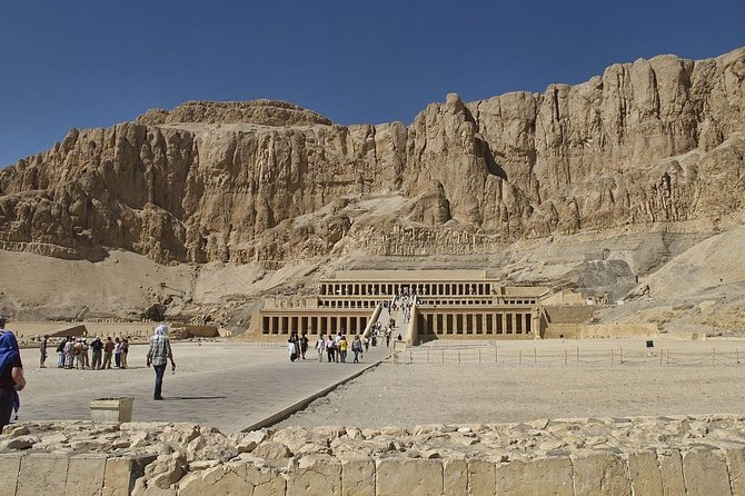 Full day in Luxor from Hurghada