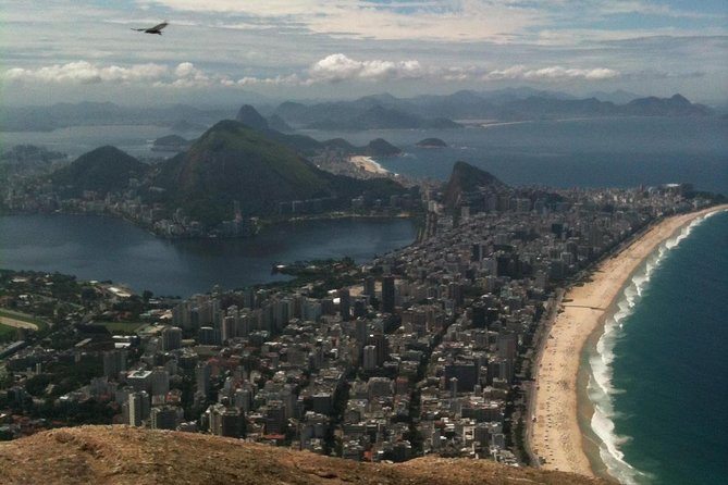 Dois Irmãos Hiking and Favela Tour (Two Brothers)