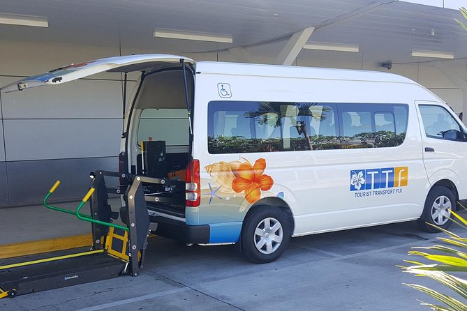 Wheelchair Accessible Transfers