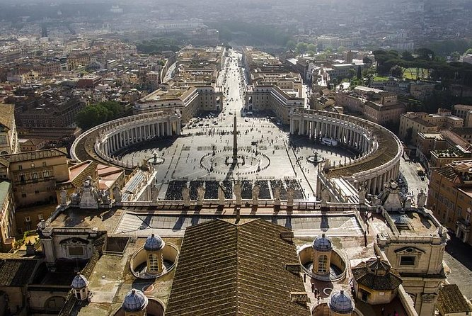 Guided Tours for Vatican museum and Sistine chapel