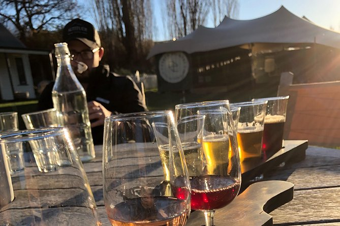Twilight Wine and Craft Beer Tour