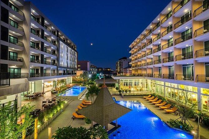 Private Hotel in Pattaya to Suvarnabhumi Airport Transfer