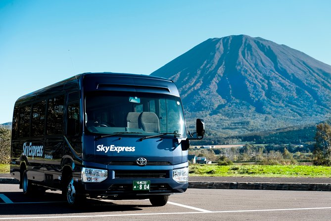 SkyExpress Private Transfer: New Chitose Airport to Sapporo (15 Passengers)