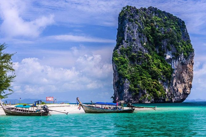 5 Islands and Talu Cave Snorkeling Tour by Big Boat From Krabi