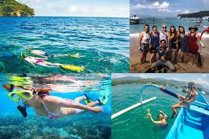 All Inclusive : Bali Snorkeling at Blue Lagoon With Lunch And Transport