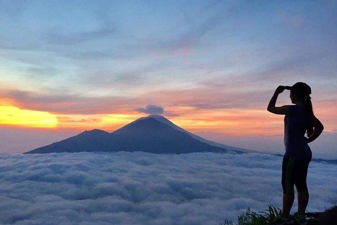 Mount Batur Sunrise Trekking and Natural Hot Spring