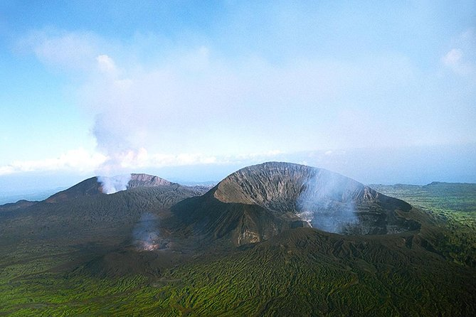 Volcano Scenic Flight and Epi Island Eco Tour