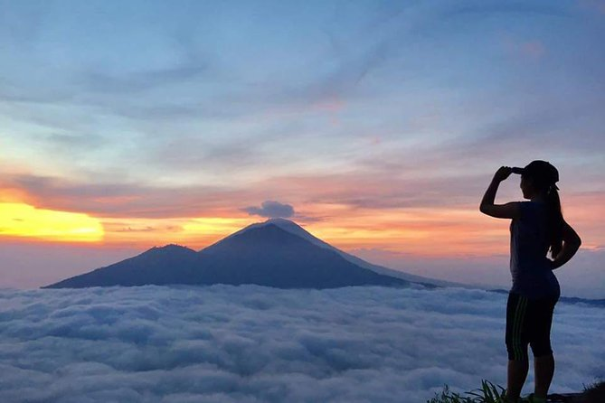 Mount Batur Sunrise Trekking and Bali Swing