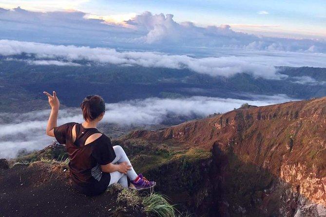 Mount Batur Sunrise Trekking and Bali Swing