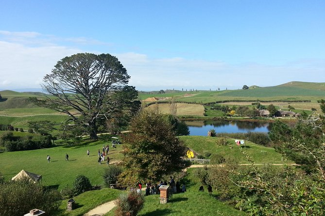 The Hobbiton Movie Set - Day Tour - Ex Auckland Return