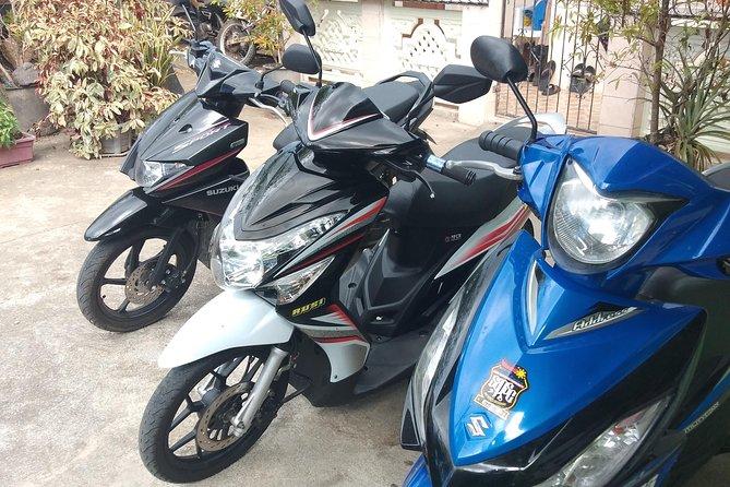 Legazpi Scooter Rental