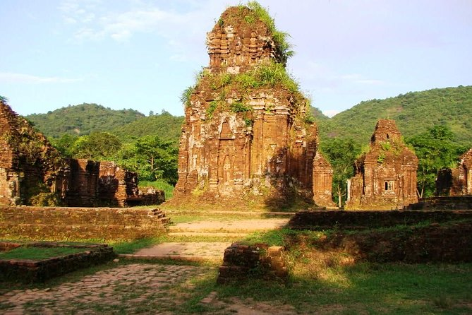 My Son Holy Land Tour - Champa Kingdom - Hindu Culture Influence in Vietnam