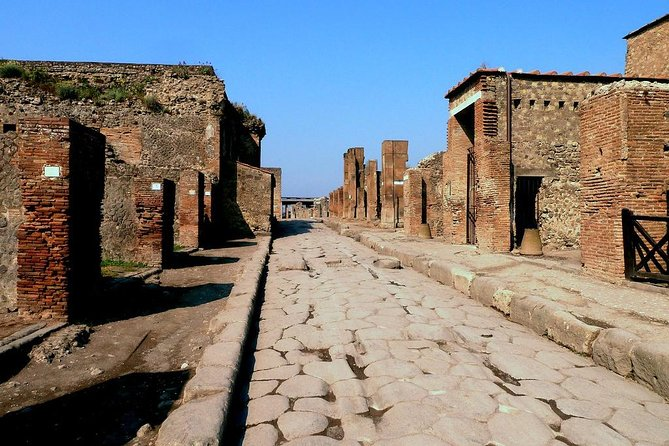 Skip the Line-Guided Tour of Pompeii through the Ancient Domus