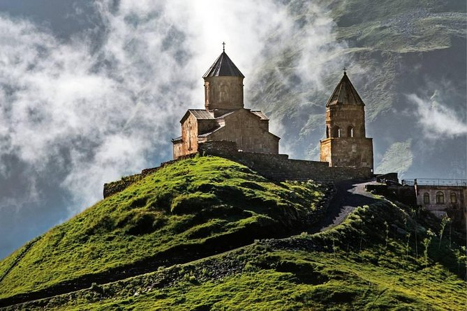 Kazbegi [must See] 1 Day Tour
