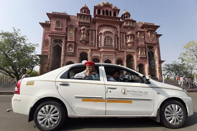 Private Tour of Jaipur from New Delhi with Options