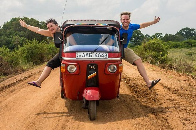 Tuk Tuk Safari - Sri Lanka's most popular ride on a three wheeler