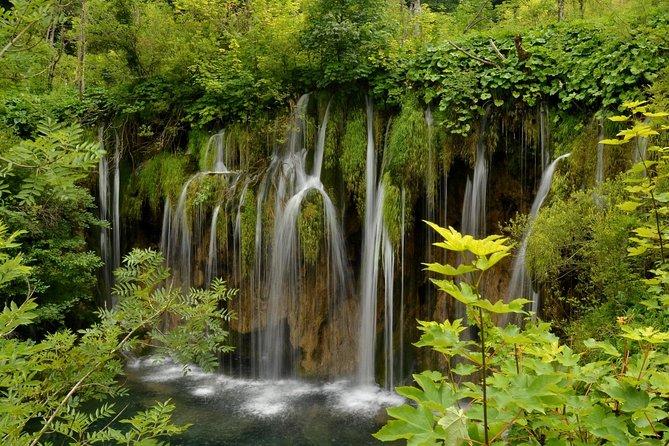 Plitvice Lakes from Split