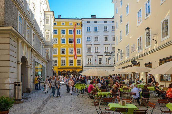 Salzburg and Lake District (just in summer) Day Tour from Munich