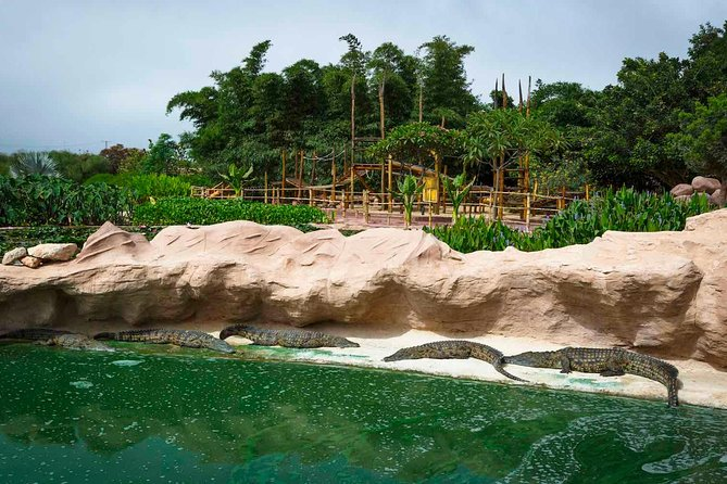 Agadir crocoparc transfert & ticket
