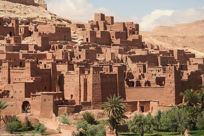 Marrakech shared day trip to Ouarzazate & Kasbahs