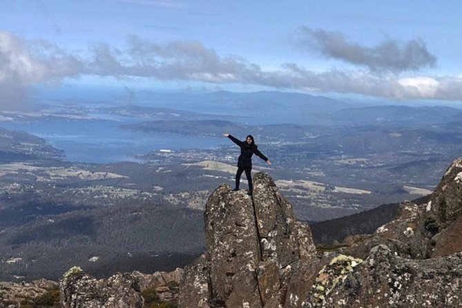 Mt Wellington ULTIMATE sightseeing tour $30 Saturday 1pm