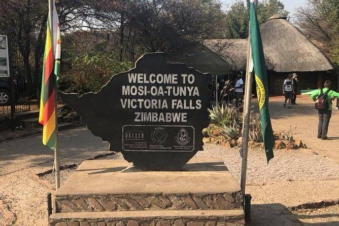 Private Airport Transfer Victoria Falls