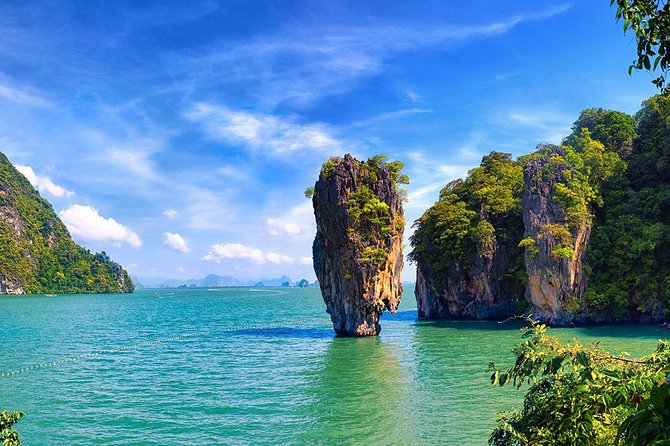 VIP Speedboat Tour to James Bond Island from Phuket