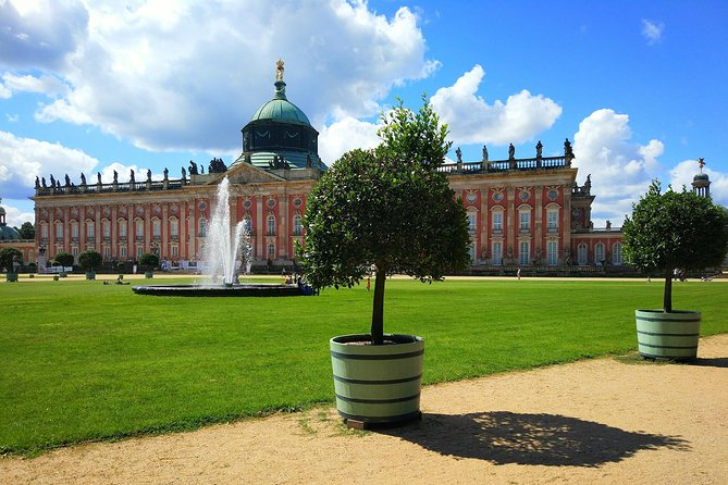 Potsdam, exclusive private vehicle tour from Berlin