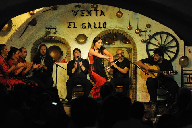 Granada day and night: Complete Alhambra and Flamenco Show in natural cave