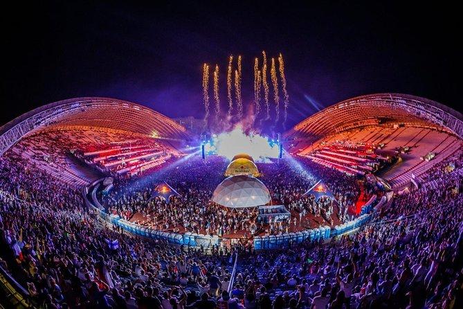 Ultra Europe transfer from Zagreb