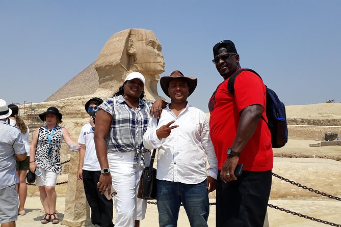 Giza pyramids with camel ride photo 6