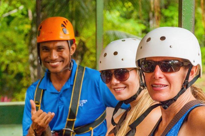 Canopy Experience / Jacó Beach