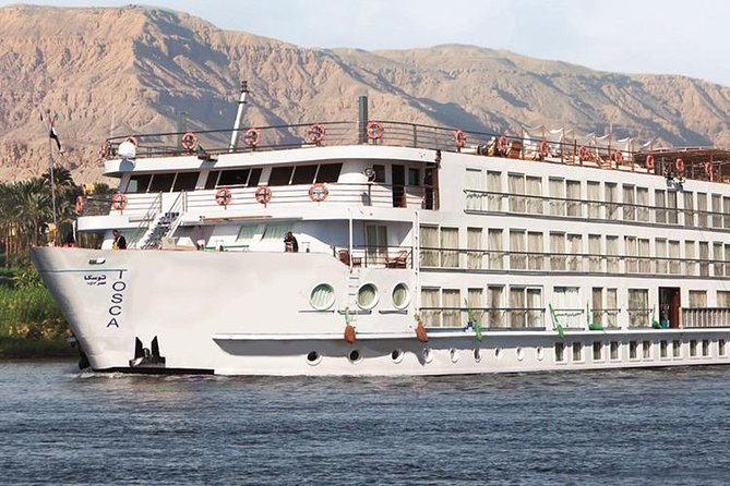 4 Day Tour Nile Cruise From Portghalib