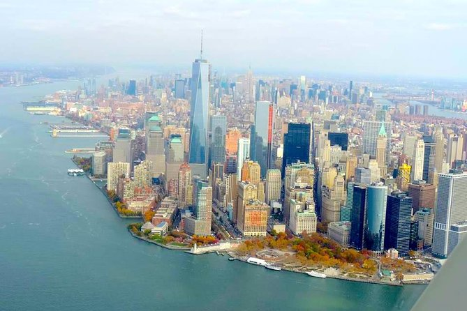 NYC Helicopter Sightseeing Tour with Top Manhattan Attractions