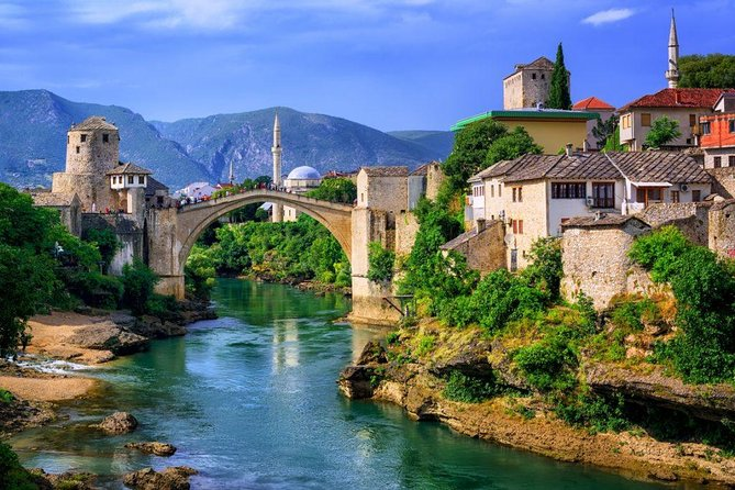 Mostar and Herzegovina Cities Day Tour from Sarajevo