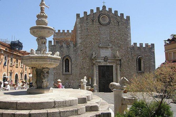 Private Tour - Taormina Castelmola from Catania