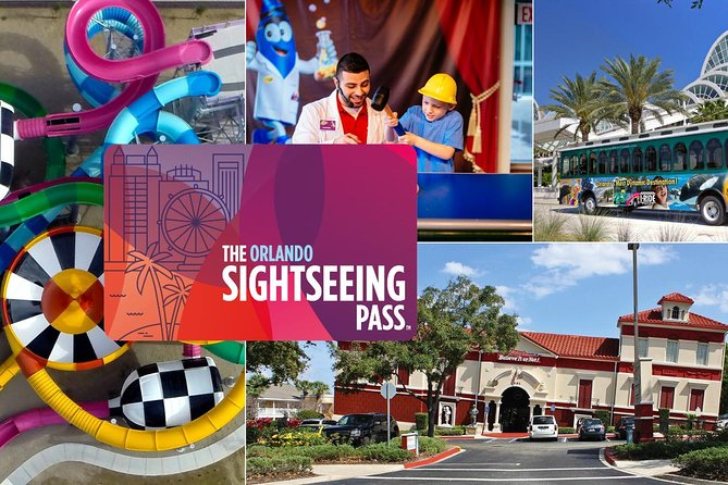 The Orlando Sightseeing Flex Pass: 20+ Incredible Attractions & Helicopter tour