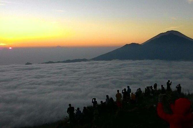 Trekking Batur Mount