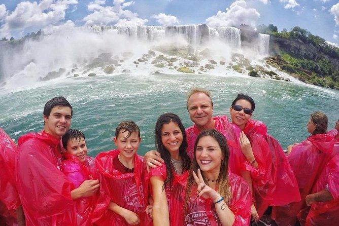 Excursão diurna para grupos pequenos pelas Cataratas do Niágara saindo de Toronto
