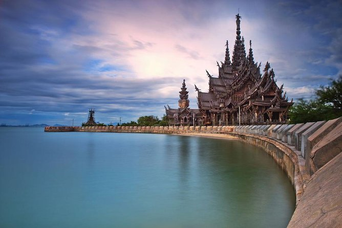Pattaya : The Sanctuary of Truth Entrance fee and round trip transfer option photo 4