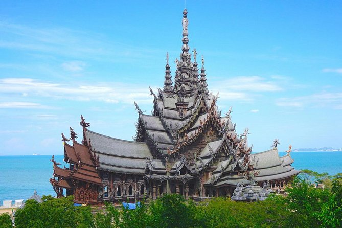 Pattaya : The Sanctuary of Truth Entrance fee and round trip transfer option photo 8