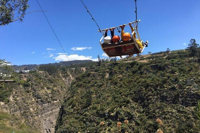 Half-Day Extreme Activities in Nayon Valley