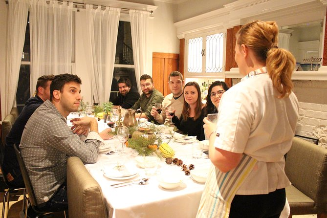 Interactive Dinner in a Chef's Private Kitchen