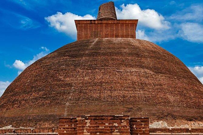 Visit to Anuradhapura Sacred city