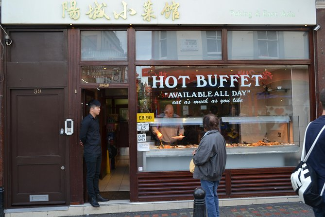 London's Chinatown Food Experience
