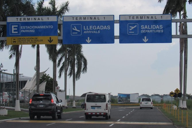Best Private Panama Airport Dropoff