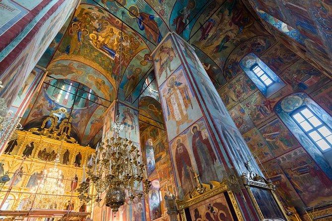 Orthodox capital of Russia - Sergiev Posad